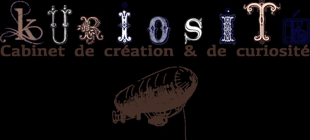 Kuriosité Cabinet de création & de curiosité avec un dirigeable